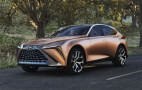 Might a flagship crossover for Lexus be called the LQ?