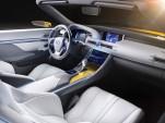 Lexus LF-C2 Concept  -  2014 Los Angeles Auto Show