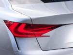 Lexus LF-Gh Concept teaser
