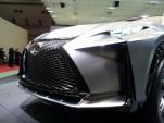 Lexus LF-NX Turbo Advanced Crossover Concept, 2013 Tokyo Motor Show