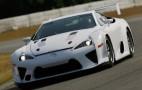 Lexus LFA To Enter FIA GT1 Series?