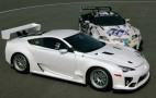 Production Lexus LFA To Tackle Nurburgring 24 Hours Race