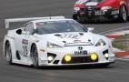 Gazoo Racing Prepares Lexus LFA For Nurburgring 24 Hours Assault