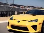 Lexus LFA 'Unleashed' campaign
