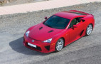 Lexus LFA: buy it now--while it's still affordable