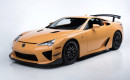 2012 Lexus LFA Nürburgring Edition for auction