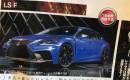 Rumored Lexus LS F published in Japanese magazine