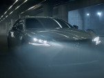 "2018 Lexus LS 500 F Sport In ""Black Panther"" Super Bowl ad"