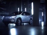 "Lexus NX ad ""Make Some Noise"" screenshot"