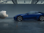 Fast as h: Lexus out to promote performance aspect of hybrids