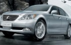 Lexus to launch LS 460 AWD at Moscow Motor Show