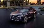 Lexus UX compact crossover confirmed for production