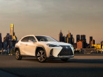 Lexus UX smaller crossover peeks out before Geneva auto show
