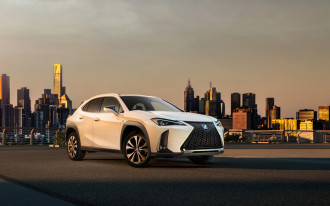 2019 Lexus UX crossover revealed: luxury on a small scale