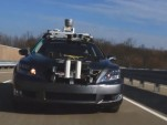 Lexus will show its autonomous driving technology at the 2013 CES