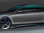 Project Lexus GS concept