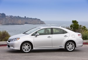2010 Lexus HS 250h sedans recalled for potential hybrid-system failure