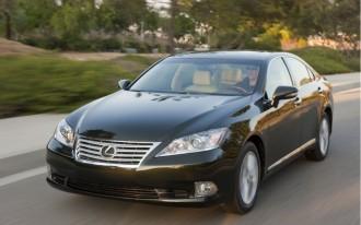 2010 Lexus ES 350 Gets Classier Cabin, Better Detailing