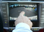 Active Parking Guidance System - in Lexus LS 600h