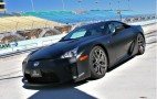 Evo Takes the Lexus LFA to the Street