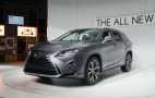 2018 Lexus RX 450hL hybrid three-row SUV priced from $51,600