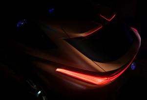Lexus LF-1 Limitless concept teaser