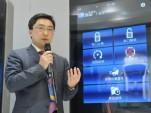 Li Chao, Executive Deputy General Manager of Shanghai OnStar Telematics