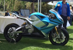 San Francisco to LA on one charge? Lightning Motorcycles to give it a go