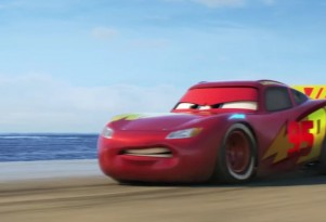 Lightning McQueen Cars 3 trailer