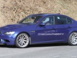 Lightweight BMW M3 Sedan spy shots
