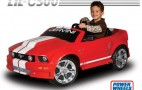 Cervinis LIL-C500 Mustang Power Wheels
