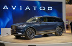 2019 Lincoln Aviator crossover to include plug-in hybrid version