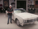 Jay Leno's 1966 Lincoln Continental