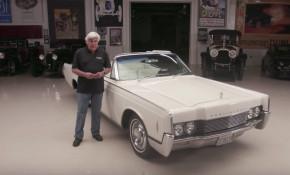 Jay Leno's 1966 Lincoln Continental