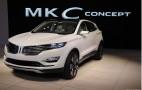 Lincoln MKC Concept Live Photos: 2013 Detroit Auto Show