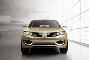 Lincoln MKX concept, 2014 Beijing Auto Show