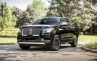 Lincoln reveals 2018 Navigator L in Black Label 'Destination' trim