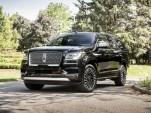 2018 Lincoln Navigator L in Black Label Destination trim