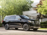 2018 Lincoln Navigator L in Black Label Destination trim