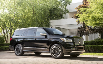 2018 Lincoln Navigator, Genesis brand take top honors in J.D. Power APEAL study
