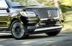Report: Lincoln Navigator, MKC hybrids coming in 2019