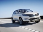 Lincoln MKC Concept: Luxury Compact Crossover At Detroit Auto Show