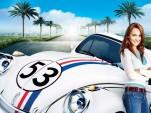 Lindsay Lohan in Herbie: Fully Loaded