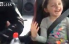Cute Little Girl Eggs On Father In 1,000-HP Nissan GT-R