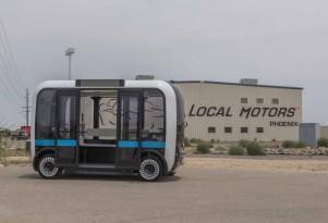 Local Motors Olli Concept