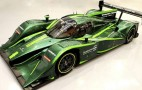 BAE, Lola Electric Race Car Tests 'Structural Batteries'