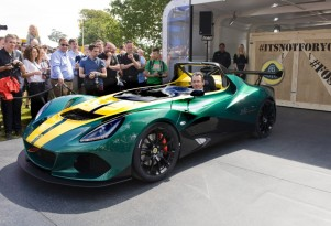 Lotus 3-Eleven, 2015 Goodwood Festival of Speed