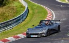 Lotus 3-Eleven Tests At 'Ring, 7:00 Lap In Sight: Video