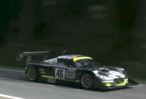 Lotus Elise with a V-8 is a great example of a wild hillclimb car