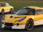 Lotus Exige Sprint celebrates 40 years of production